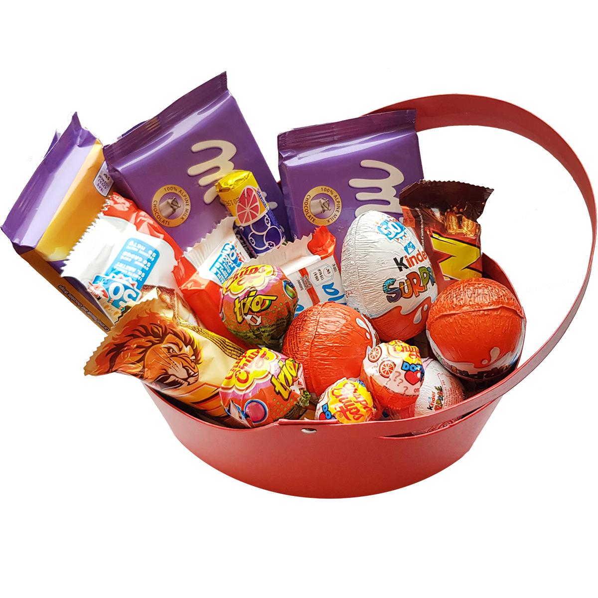 Kinder saldainių rinkinys - Saulės Gėlė