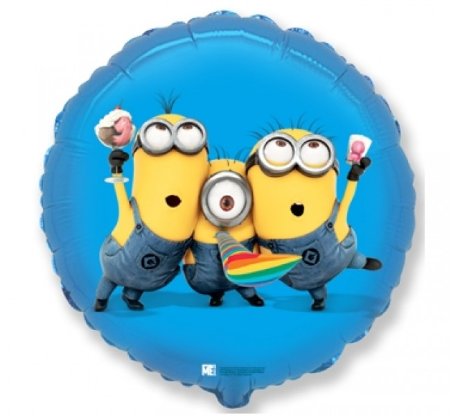 Minions Party 1