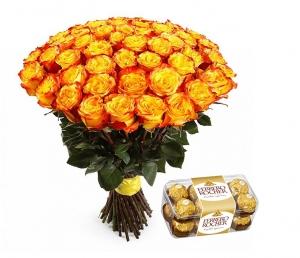 101 Rožė - Gėlių pristatymas į namus Šiauliuose