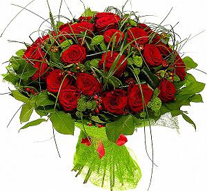 Meilės spalvos - Gėlių pristatymas į namus Klaipėdoje