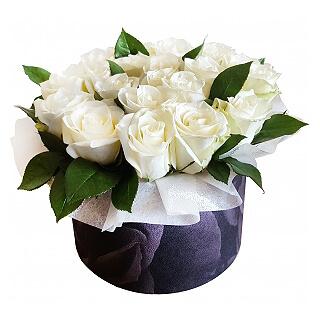 Rožės dežutėje - Gėlių pristatymas į namus Ukmergėje