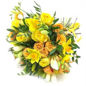 Šypsena - Gėlių pristatymas į namus Mažeikiuose