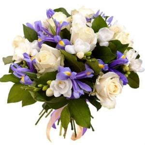 Komplimentas - Gėlės į namus Raseiniai
