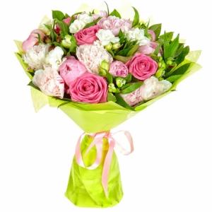 Rojaus kampas - Gėlių fėja - Gėlių pristatymas į namus
