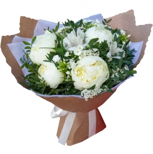 Aušra - Gėlių pristatymas į namus Klaipėdoje