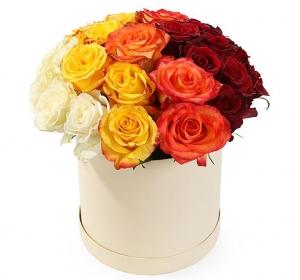 Jausmų įvairovė - Gėlių pristatymas į namus Kėdainiuose
