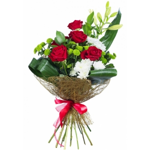 Tango - Gėlių pristatymas į namus Ukmergėje