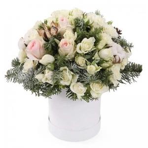 Snaigė - Gėlių pristatymas į namus Alytuje