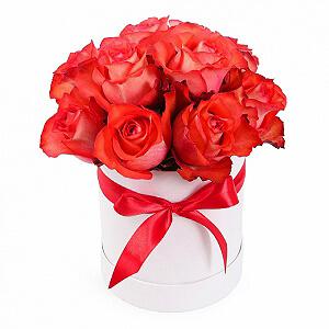 Švelni romantika - Gėlių pristatymas į namus Marijampolėje