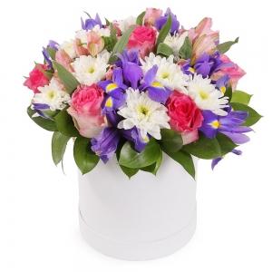 Gaivi dėžutė - Gėlių pristatymas į namus Alytuje