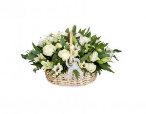 Ačiū, Brangioji! - Gėlių pristatymas į namus Ukmergėje