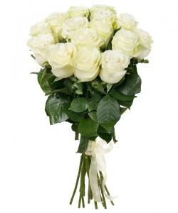 Balta klasika - Gėlės į namus Panevėžyje