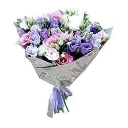 Eustomos Mix - Gėlių fėja - Gėlių pristatymas į namus