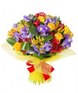 Gėlių melodija - Gėlių pristatymas į namus Klaipėdoje