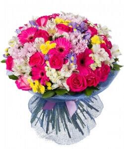 Gėlių sala - Gėlių pristatymas į namus Klaipėdoje