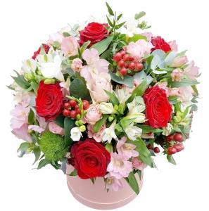 Gėlių šokis - Gėlių pristatymas į namus Alytuje