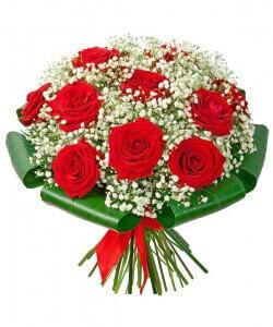 Grafienė - Gėlių pristatymas į namus Šiauliuose