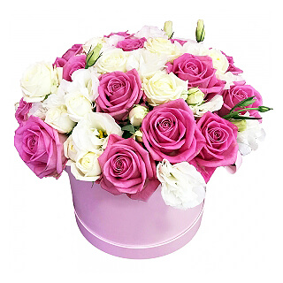 Grožis - Gėlių pristatymas į namus Ukmergėje