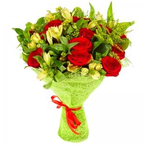 Madmuazelė - Gėlių pristatymas į namus Ukmergėje