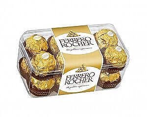 Saldainiai FERRERO ROCHER, 200 g