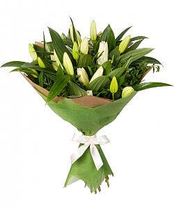 Šiaurinė žvaigždė - Gėlių pristatymas į namus Ukmergėje