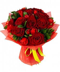 Ugninė - Gėlių fėja - Gėlių pristatymas į namus