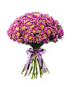 Violetinės akys - Gėlių pristatymas į namus Vilniuje